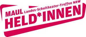 Logo Maulheld*innen Festival